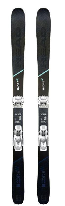 Head Kore 93 Wmns Ski +  Attack2 12 GW Binding