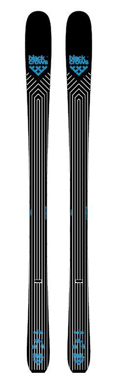 Black Crows Vertis Ski + E Z12 GW Binding