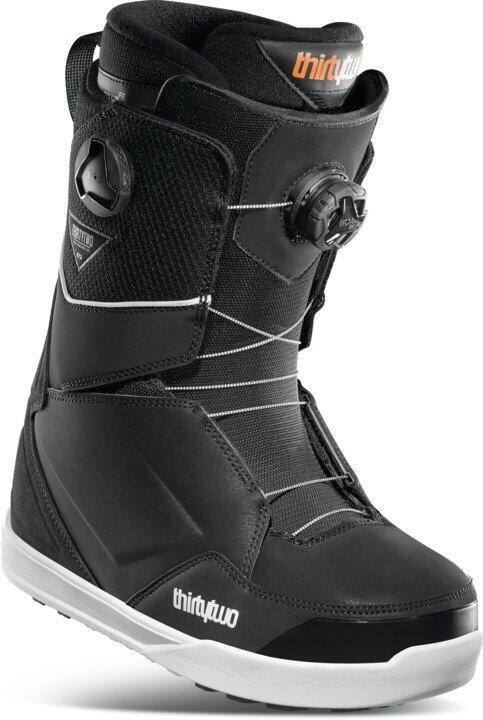 ThirtyTwo Lashed Double Boa Snowboard Boot - Black