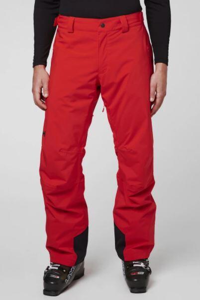 Helly Hansen Legendary Insulated Pant - Alert Red