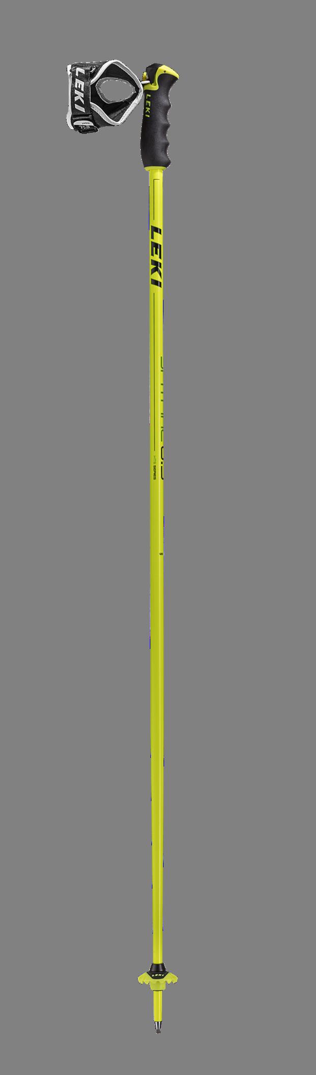 Leki Spitfire S Ski Pole - Yellow