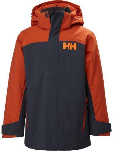 Helly Hansen Level Kids Jacket - Slate