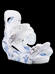 Burton Lexa Wmns Snowboard Binding - Delft Blue