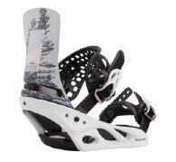 Burton Lexa X Wmns Snowboard Binding - Feelgood White