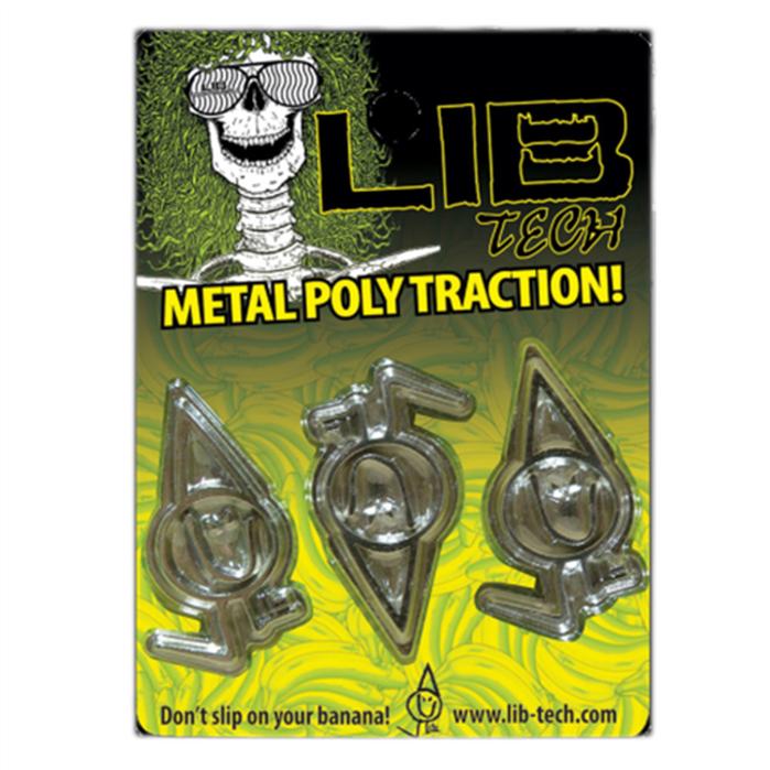 Lib Tech Metal Poly Traction