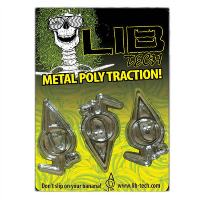 Lib Tech Metal Poly Traction