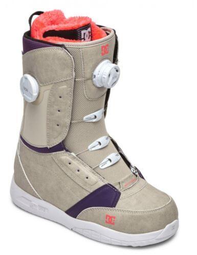 DC Lotus Wmns Snowboard Boots - Natural