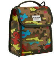 Burton Lunch Sack 6L Cooler Bag - Bright Birch Camo Print