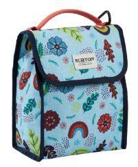 Burton Lunch Sack 6L Cooler Bag - Embroidered Floral Print