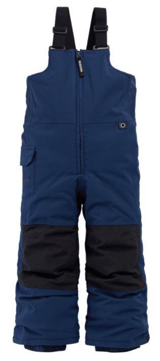 Burton Maven Toddlers Bib Pant - Dress Blue