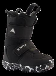 Burton Mini Grom Snowboard Boot - Black