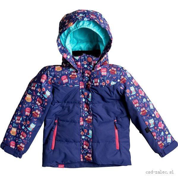 Roxy Anna Girls Jacket