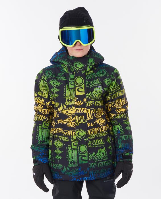 Ripcurl Olly Kids Jacket - Green