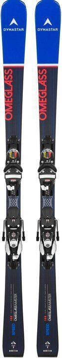 Dynastar Speed Omeglass Master SL Ski + SPX 12 Konect GW Binding