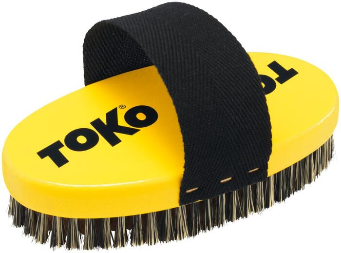 Toko Base Brush Oval With Strap