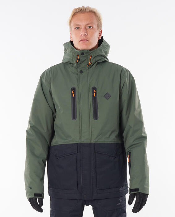 Ripcurl Palmer Jacket - Forest Green