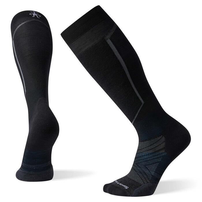 Smartwool PHD Light Elite Ski Sock - Black