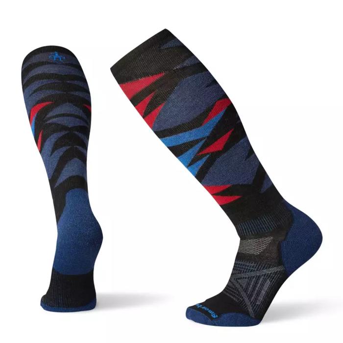 Smartwool PhD Light Pattern Ski Sock
