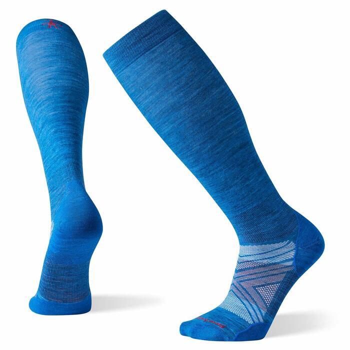 Smartwool PHD Ultra Light Ski Sock - Neptune Blue