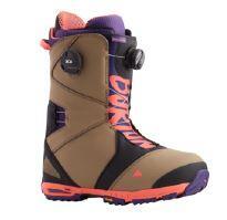 Burton Photon Boa® Snowboard Boot - Ash/Purple/Pop Red