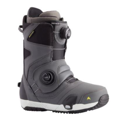Burton Photon Wide Step On Snowboard Boot - Gray