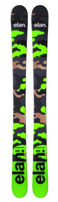 Elan Pinball Pro Kids Ski + EL 4.5 Binding