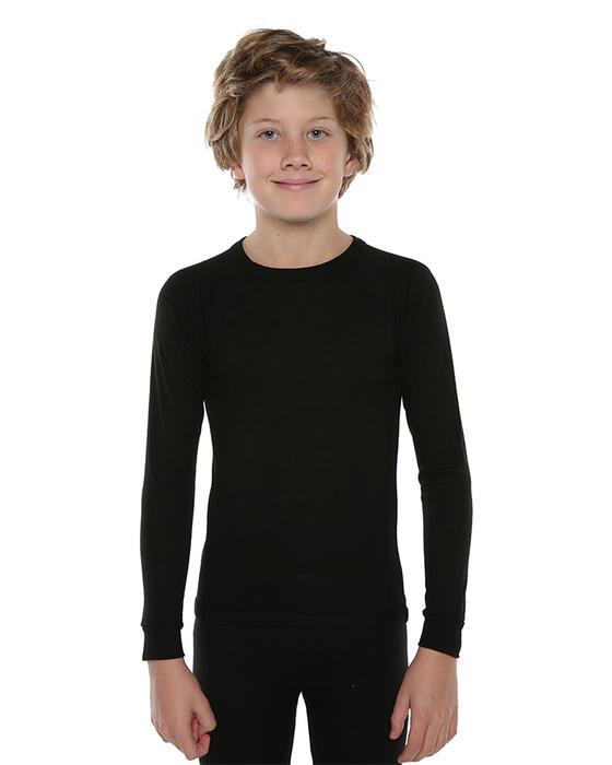 XTM Kids Poly/Prop Thermal Top