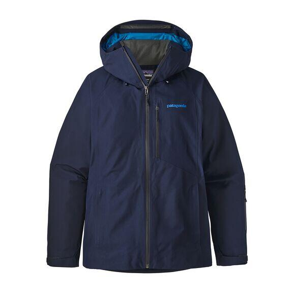 Patagonia Powder Bowl Wmns Jacket - Classic Navy
