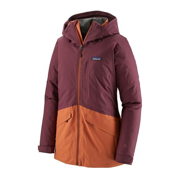Patagonia Insulated Snowbelle Wmns Jacket - Light Balsamic