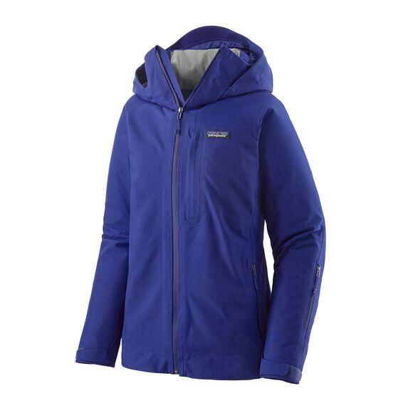 Patagonia Insulated Powder Bowl Wmns Jacket - Colbalt Blue
