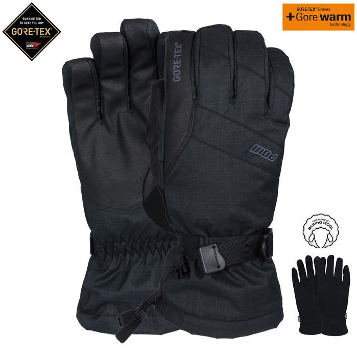 Pow Warner GTX Long Glove 18