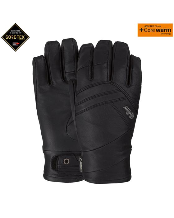 Pow Stealth GTX Wmns Glove + Warm Black