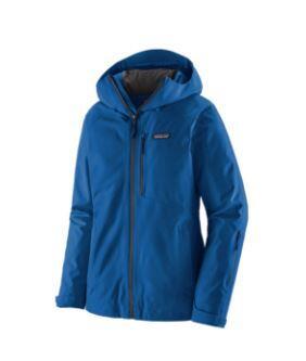 Patagonia Powder Bowl Wmns Jacket - Alpine Blue