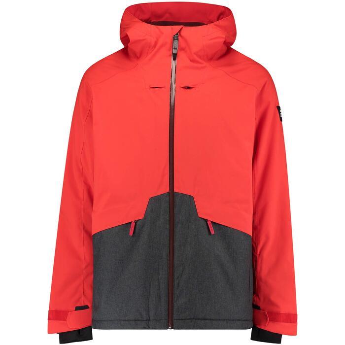 O'Neill Quartzite Jacket - Fiery Red