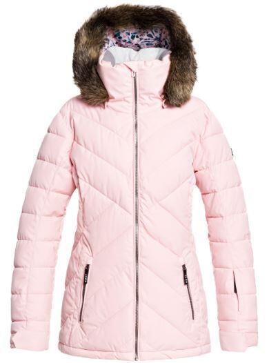 Roxy Quinn Wmns Jacket - Silver Pink