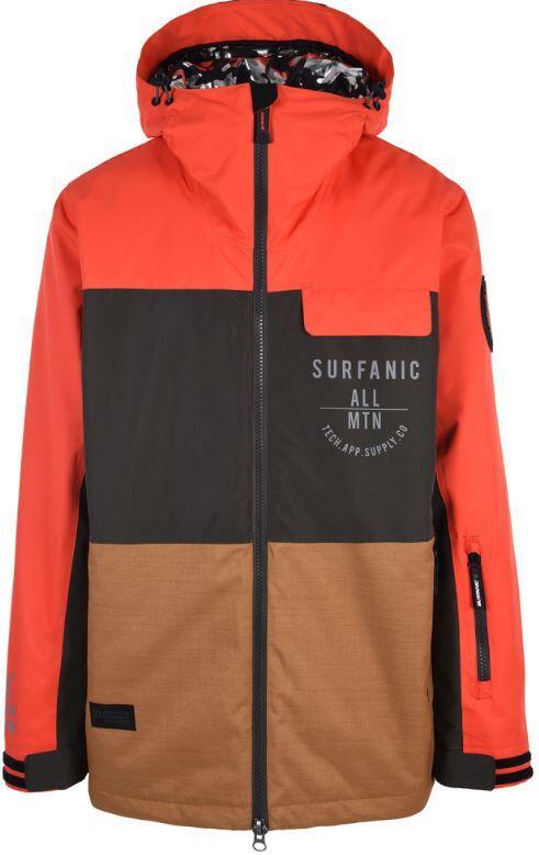 Surfanic Raider Hypadri Jacket