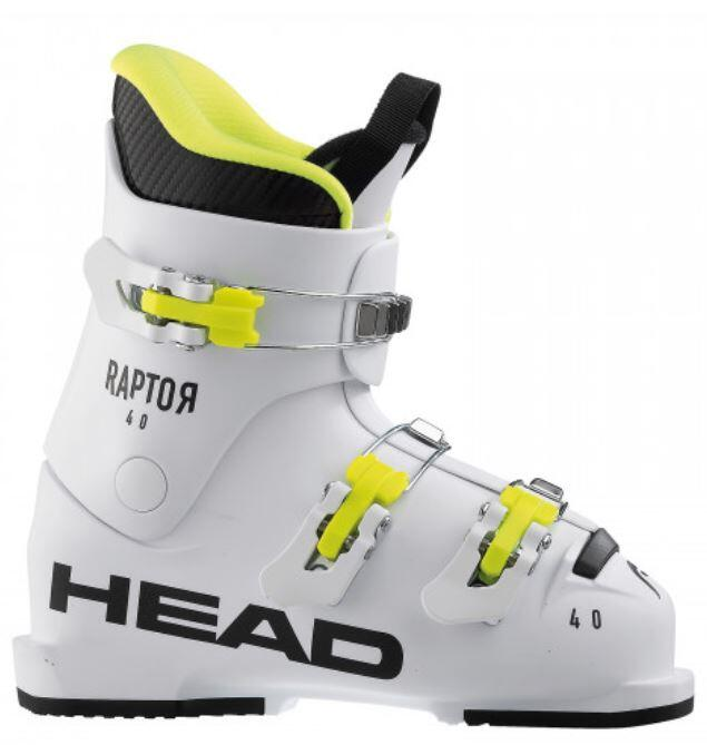 Head Raptor 40 Jnr Ski Boot - White