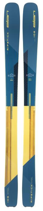 Elan RipStick 106 Ski + Attack 13 Binding  A