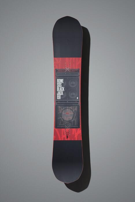 Rome Blackjack Snowboard