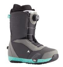 Burton Ruler Step On Snowboard Boot - Gray/Teal
