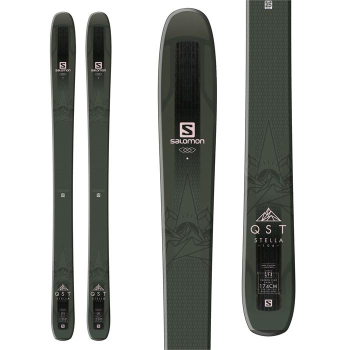 Salomon QST Stella 106 Ski Only