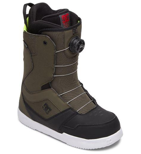 DC Scout Snowboard Boot