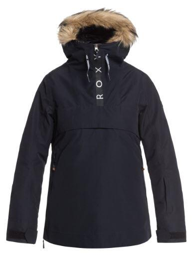 Roxy Shelter Wmns Jacket - True Black