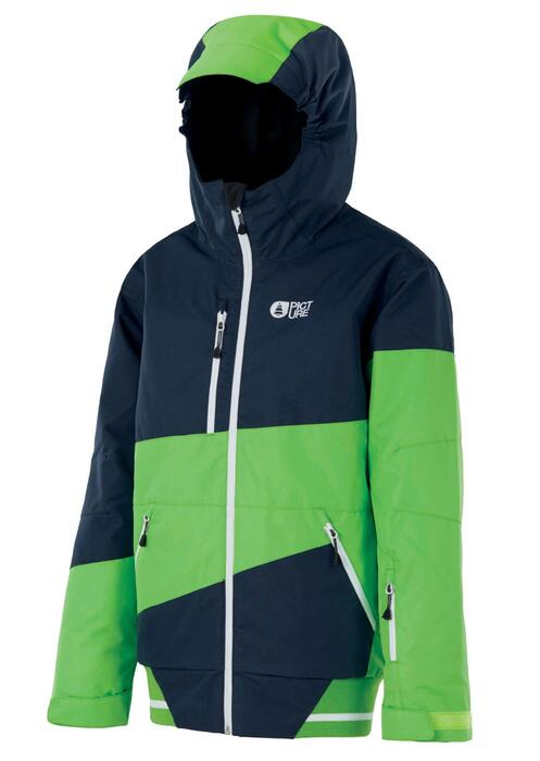 Picture Slope  Kids Jacket
