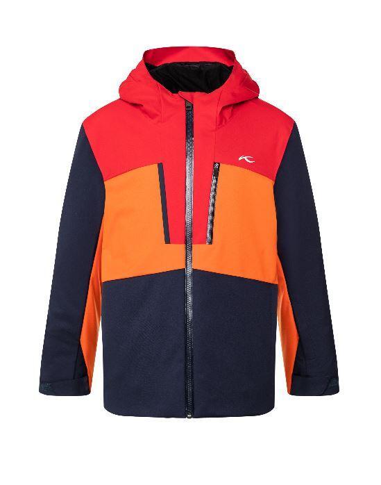 Kjus Snow Rock Kids Jacket