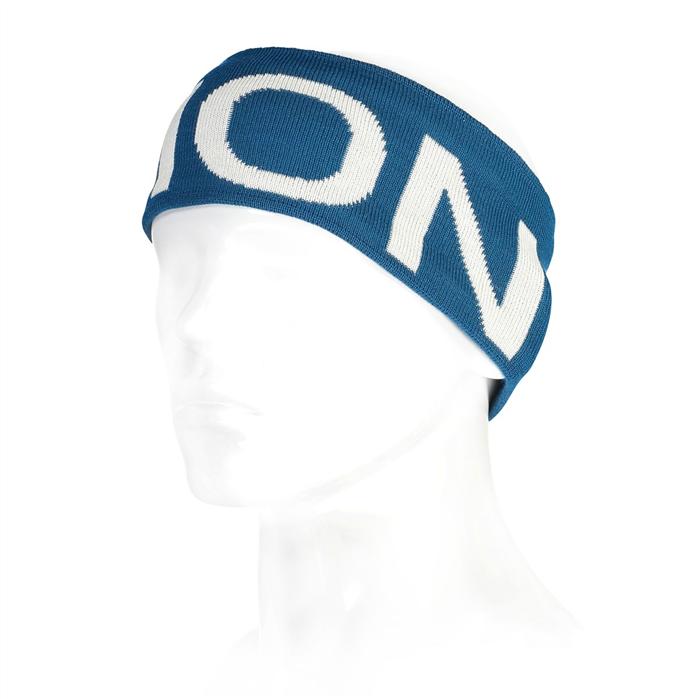 Mons Royale Arcadia Headband - Black/Citrus