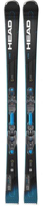 Head Supershape e-Titan SW Ski + PRD 12 GW Binding