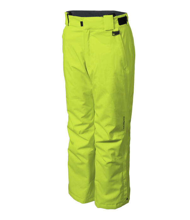 Karbon Stinger Kids Pant - Lime