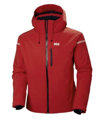 Helly Hansen Swift 4.0 Jacket Alert Red