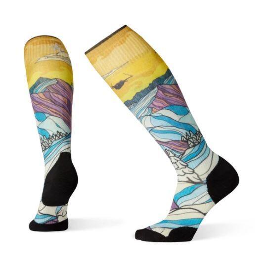 Smartwool PHD Ski Light Elite Print Wmns Sock